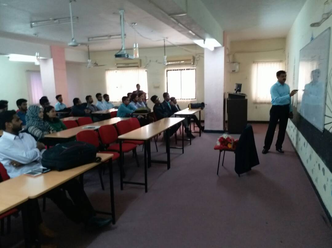 Guest lecture on Financial Management